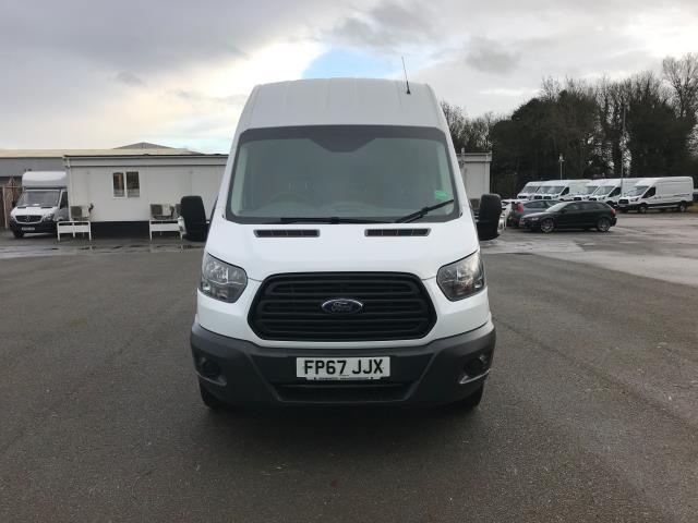 2017 Ford Transit L3 H3 VAN 130PS EURO 6 (FP67JJX) Image 2