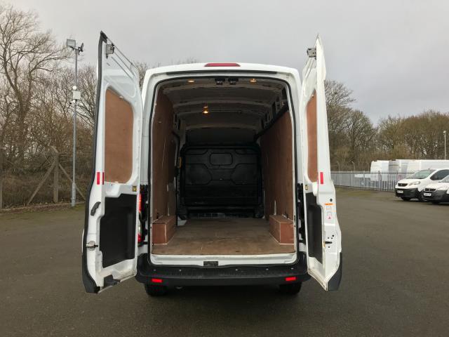 2017 Ford Transit L3 H3 VAN 130PS EURO 6 (FP67JJX) Image 8