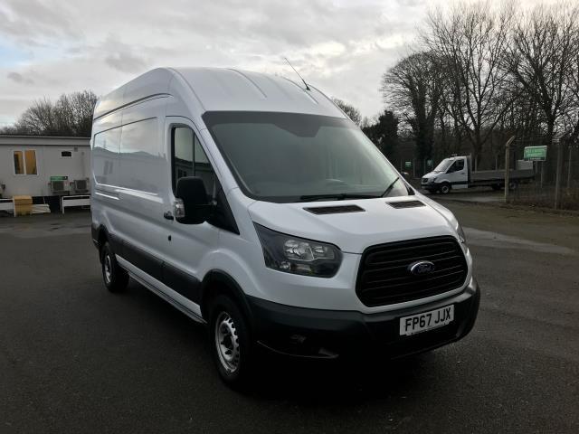 2017 Ford Transit L3 H3 VAN 130PS EURO 6 (FP67JJX)