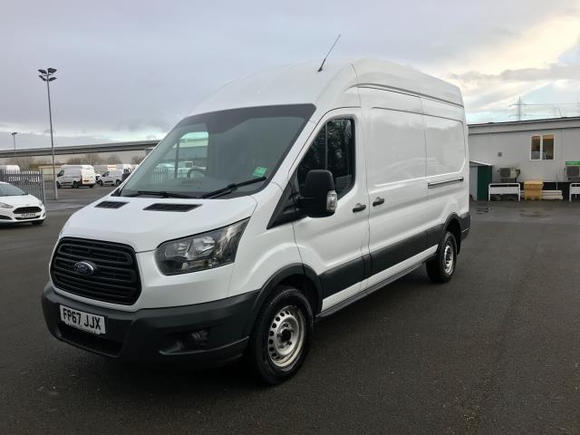 2017 Ford Transit L3 H3 VAN 130PS EURO 6 (FP67JJX) Image 3
