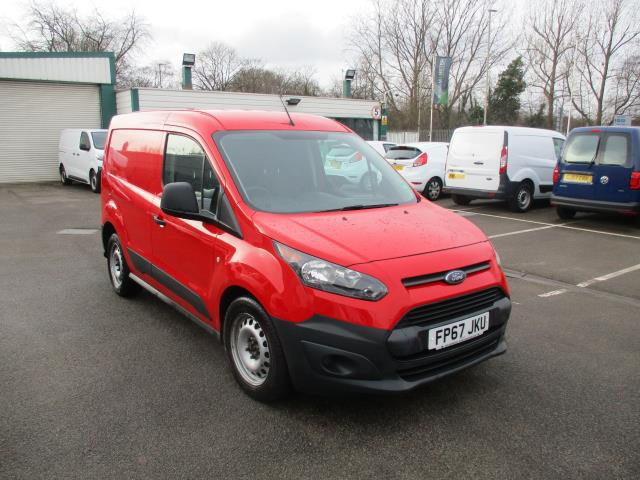 2018 Ford Transit Connect  220 L1 DIESEL 1.5 TDCi 75PS VAN EURO 5