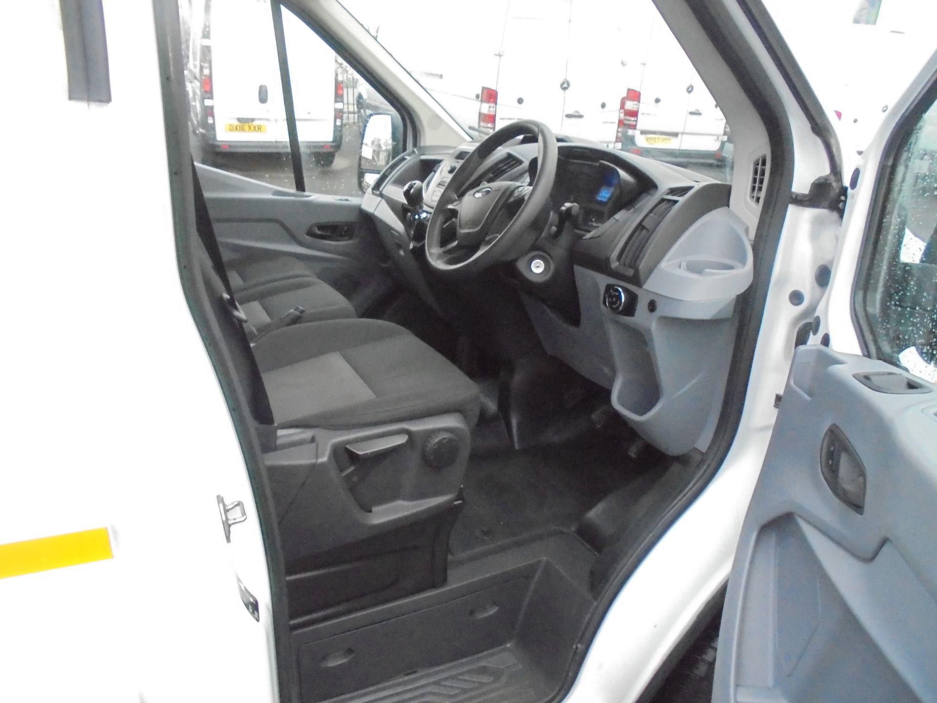 2017 Ford Transit 350 2.0 Tdci 130Ps L3 H3 Van (FP67JMO) Image 9
