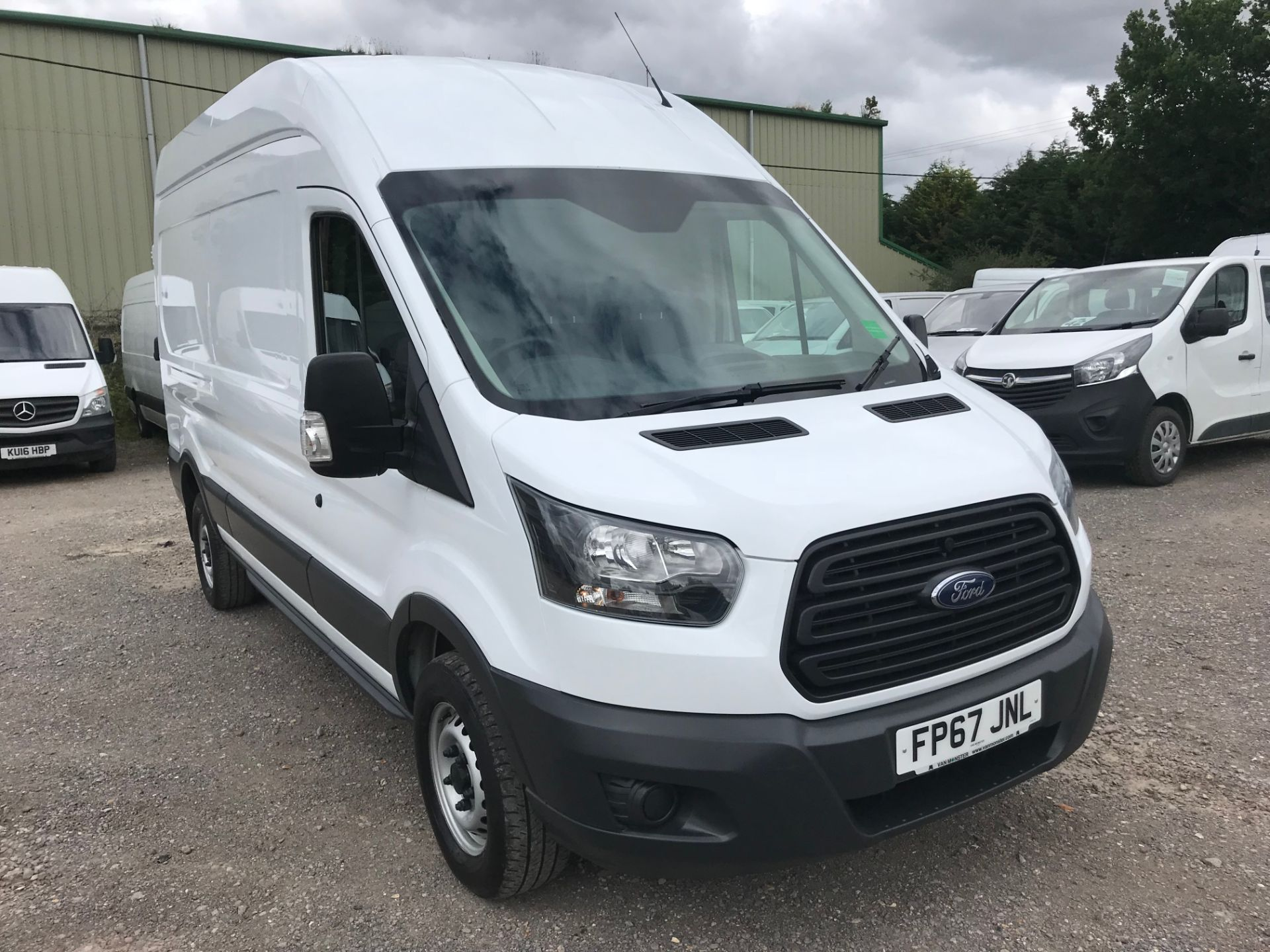2017 Ford Transit L3 H3 VAN 130PS EURO 6 (FP67JNL)