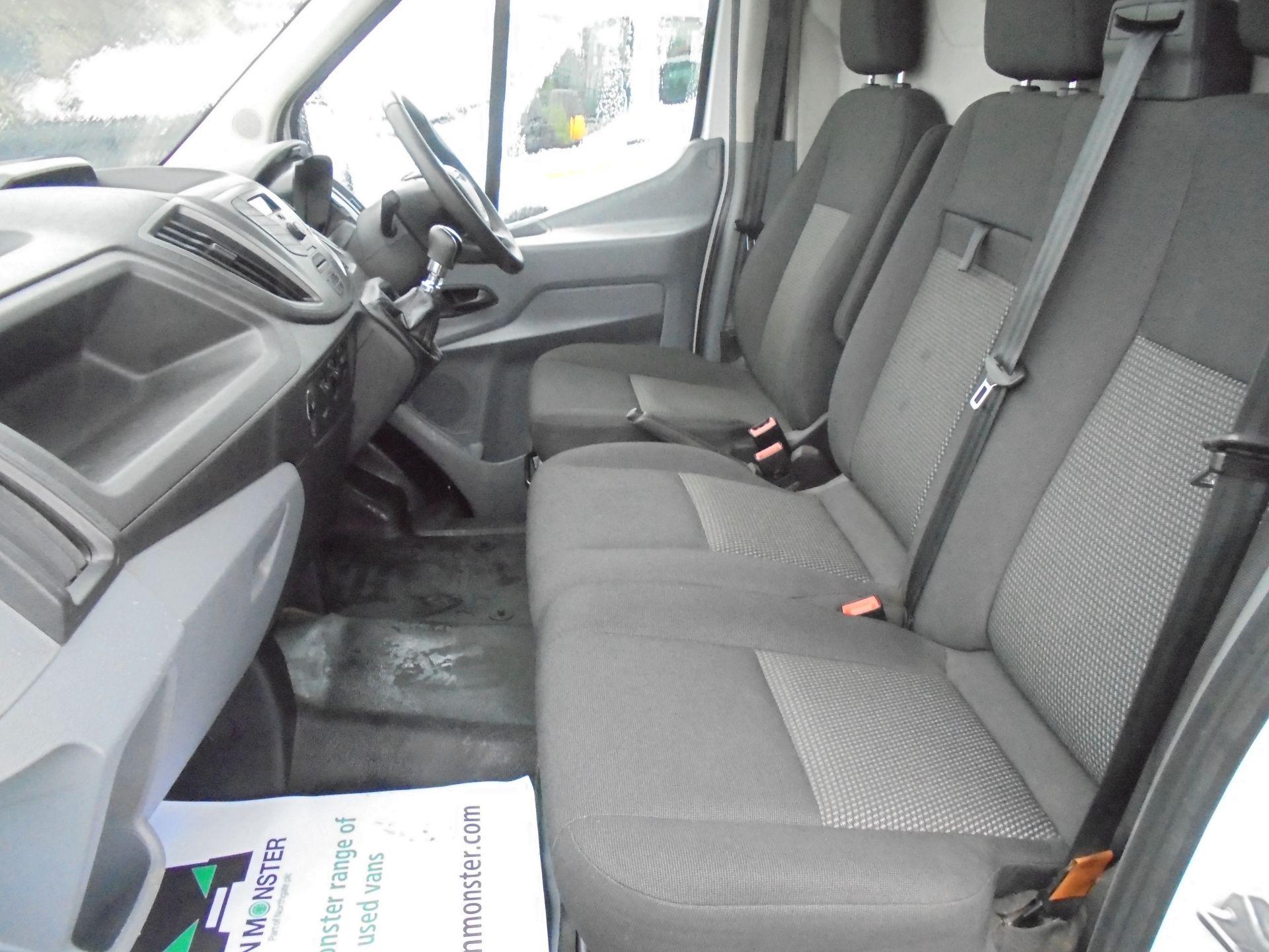 2017 Ford Transit 350 2.0 Tdci 130Ps L3 H3 Van (FP67JOH) Image 15