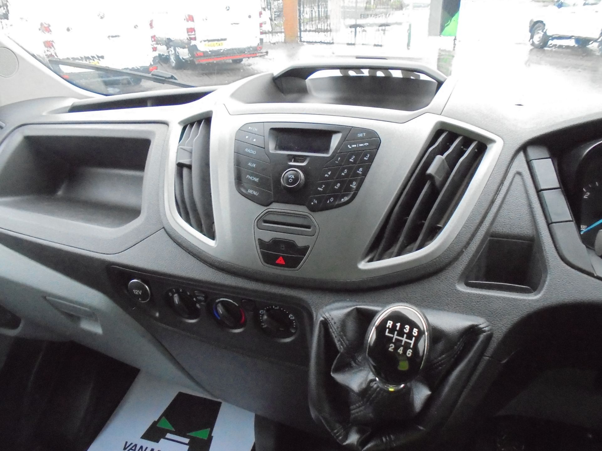 2017 Ford Transit 350 2.0 Tdci 130Ps L3 H3 Van (FP67JOH) Image 10
