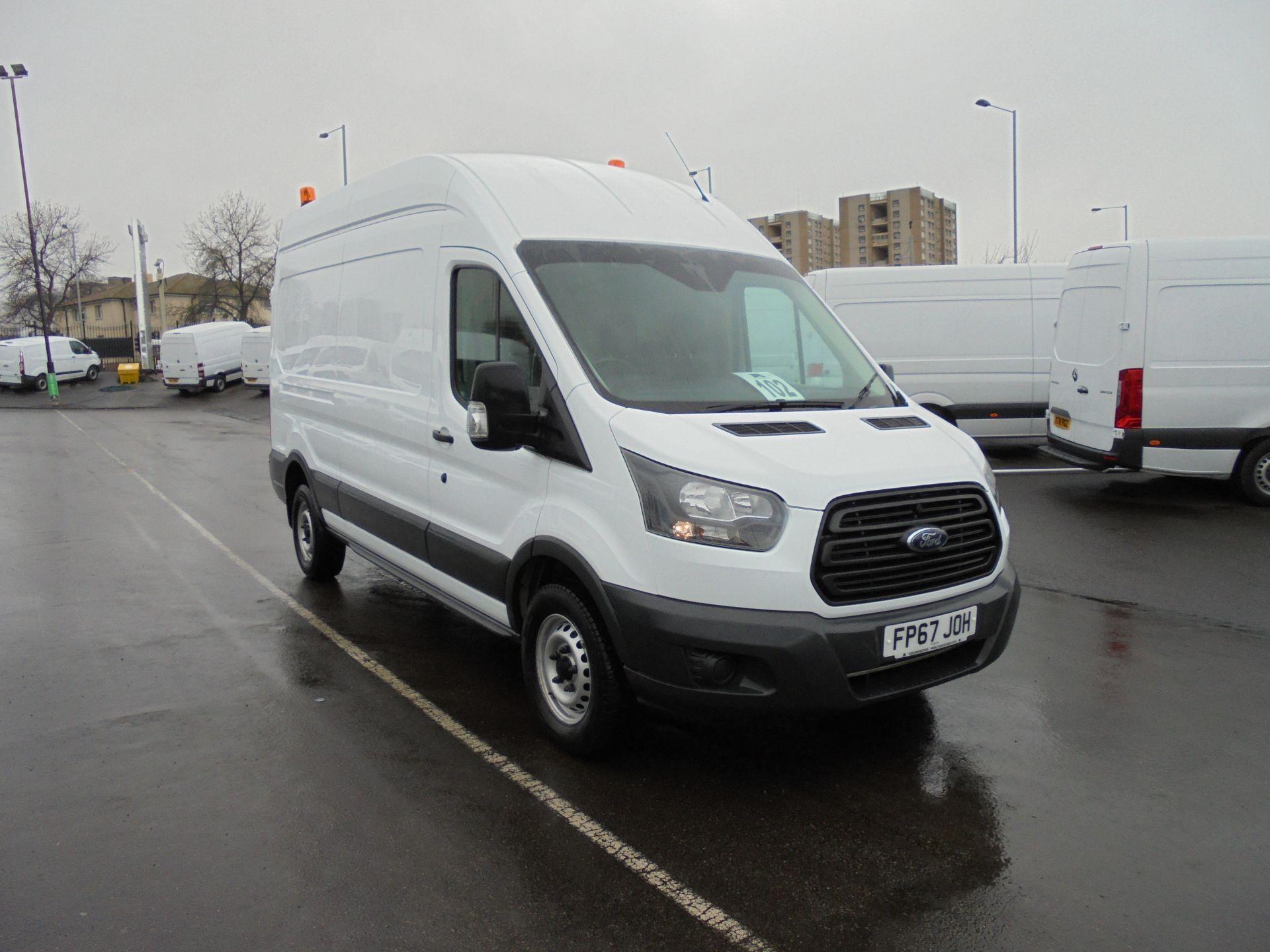 2017 Ford Transit 350 2.0 Tdci 130Ps L3 H3 Van (FP67JOH)