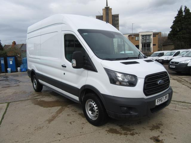 2017 Ford Transit 350  L3 H3 VAN 130PS EURO 6  *Reverse Parking Sensor* (FP67JPU)