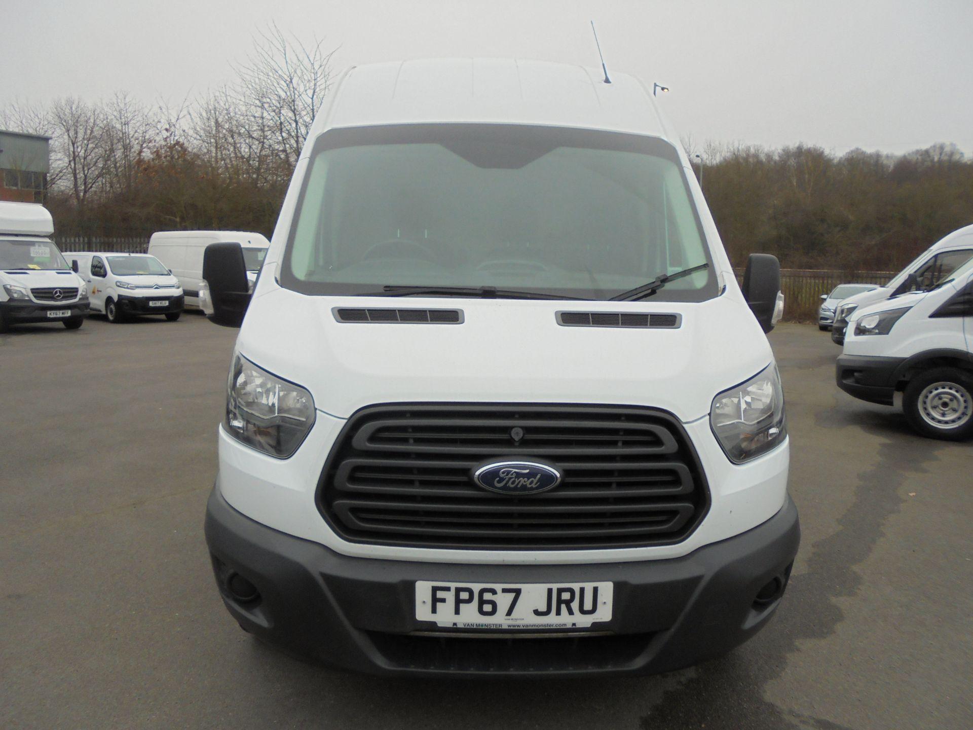 2017 Ford Transit 2.0 Tdci 130Ps H3 Van (FP67JRU) Image 2