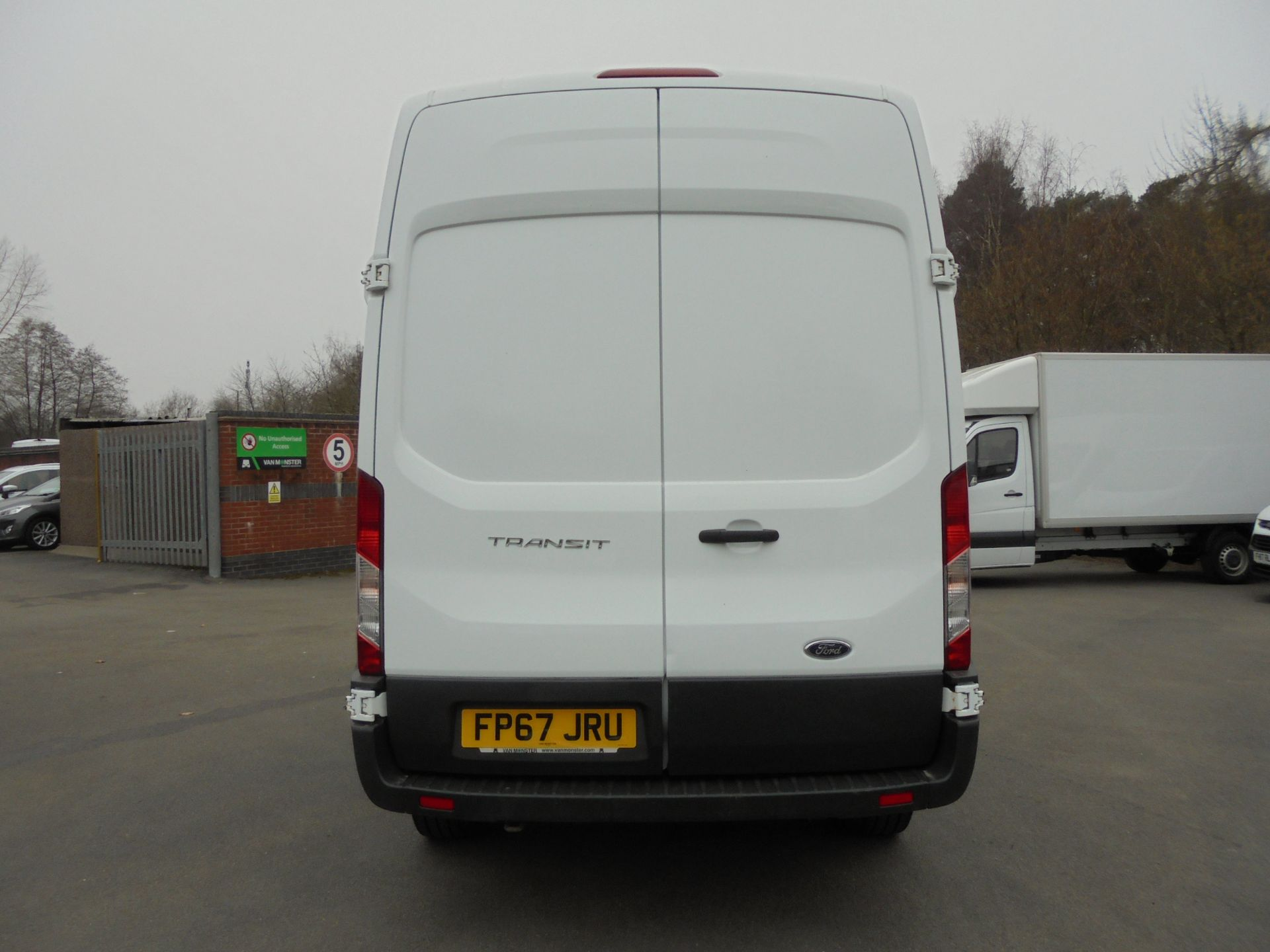 2017 Ford Transit 2.0 Tdci 130Ps H3 Van (FP67JRU) Image 8
