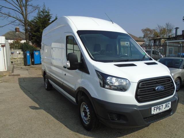 2017 Ford Transit 350  L3 H3 VAN 130PS EURO 6 (FP67JRZ)