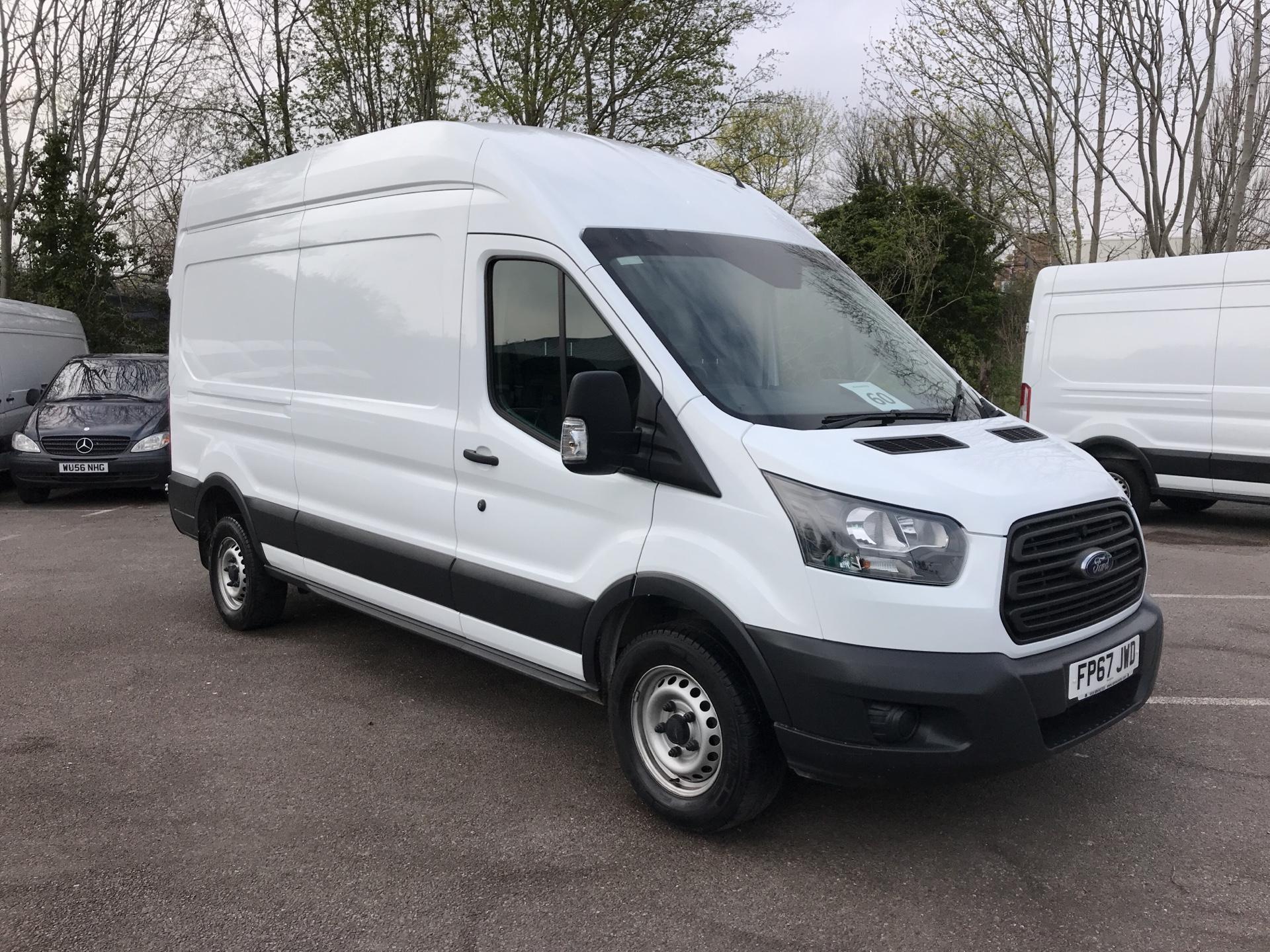 2017 Ford Transit 350  L3 H3 VAN 130PS EURO 6 (FP67JWD)