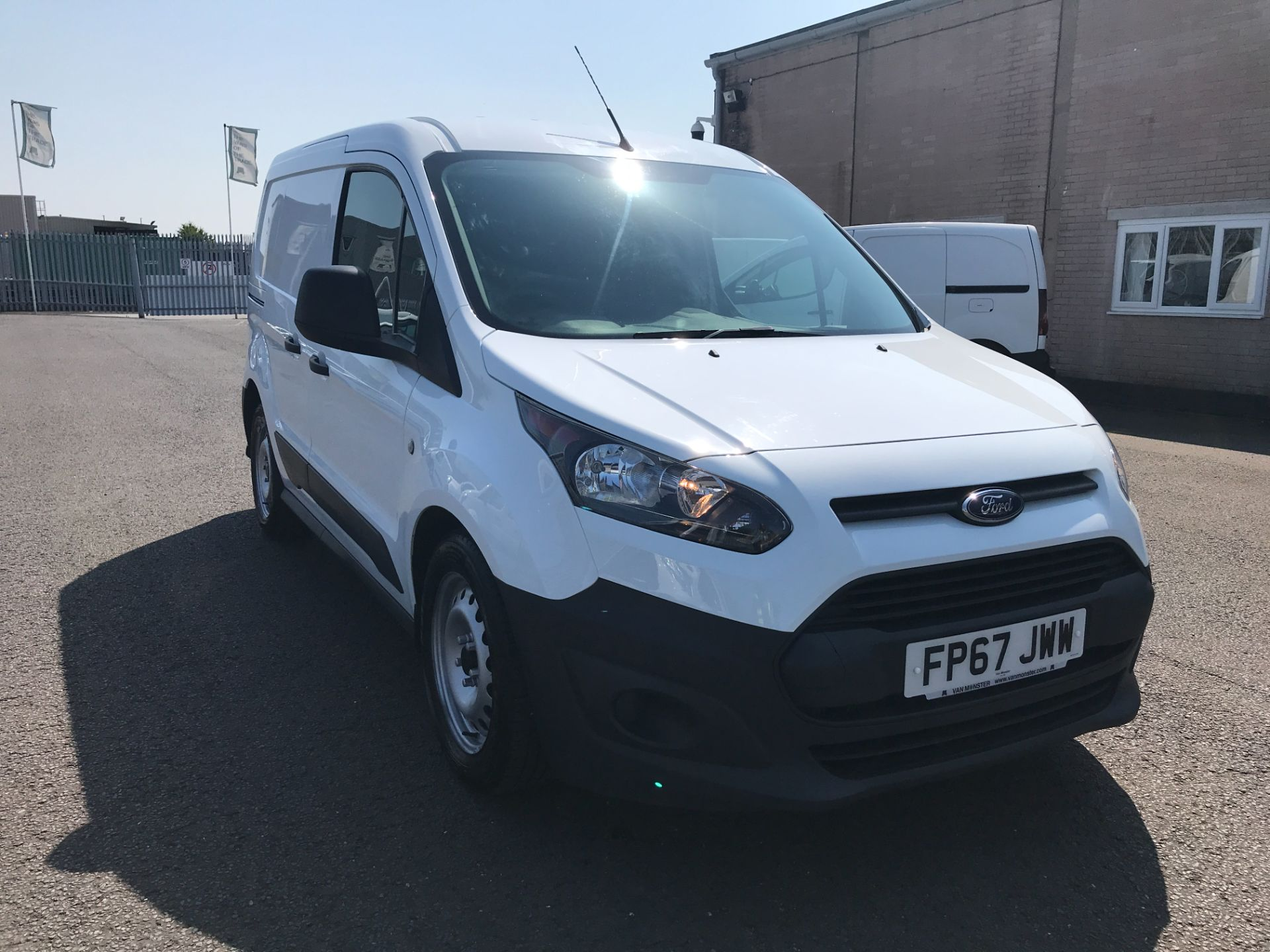 2017 Ford Transit Connect T220 L1 H1 1.5TDCI 75PS DOUBLE CAB EURO 6 (FP67JWW)