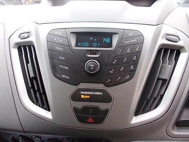 2017 Ford Transit Custom 2.0 Tdci 130Ps Low Roof Kombi Van (FP67JWZ) Image 4