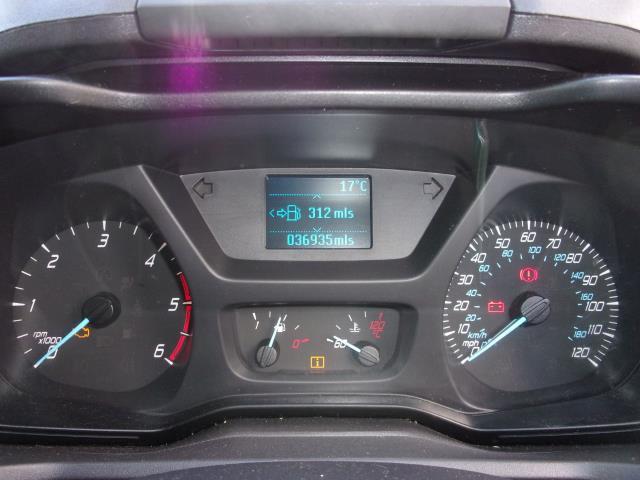2017 Ford Transit Custom 2.0 Tdci 130Ps Low Roof Kombi Van (FP67JWZ) Image 6