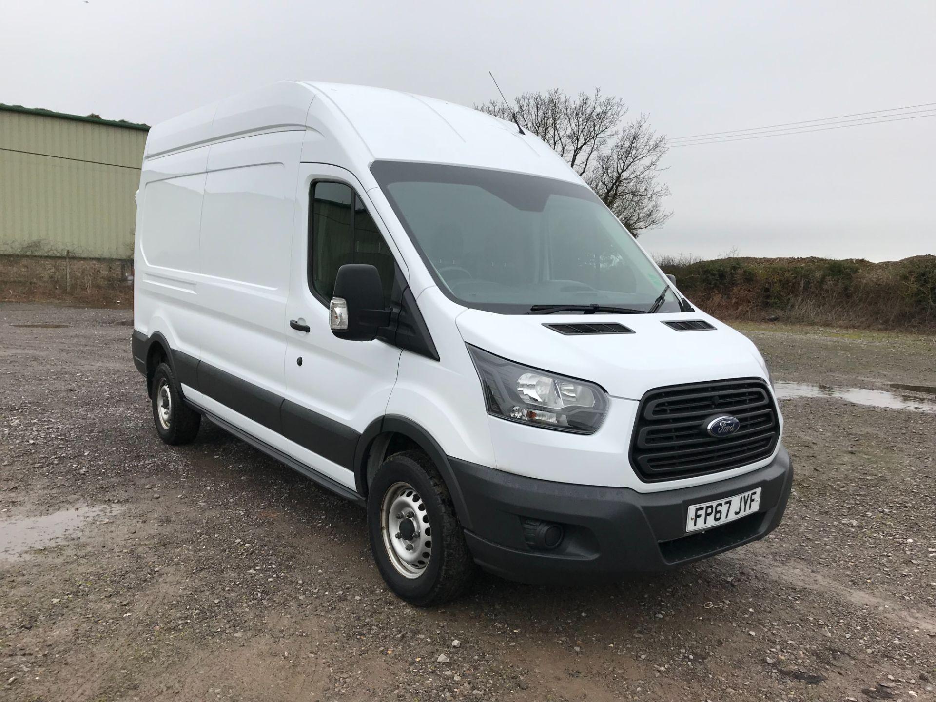 2017 Ford Transit 350  L3 H3 VAN 130PS EURO 6 (FP67JYF)