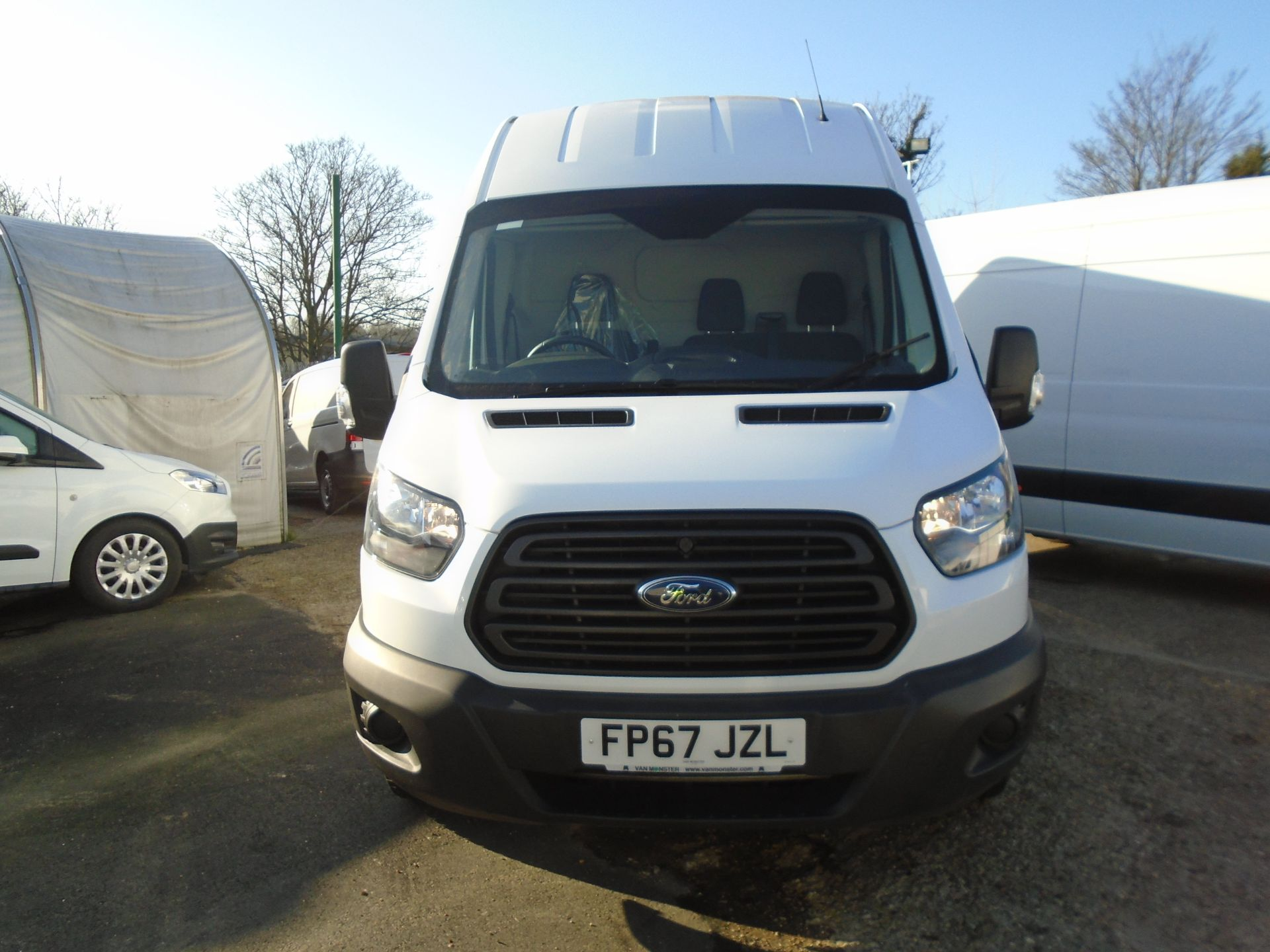 2017 Ford Transit 2.0 Tdci 130Ps H3 Van (FP67JZL) Image 2