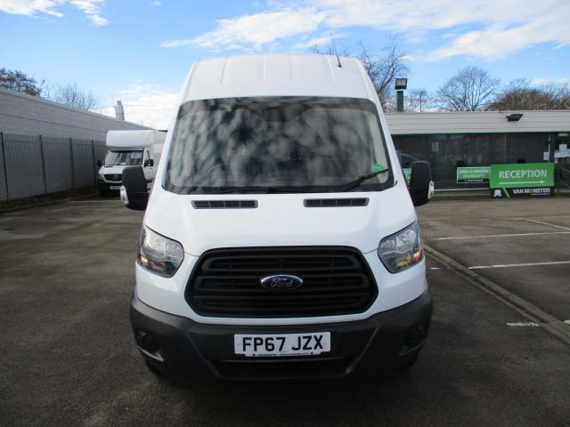 2017 Ford Transit L3 H3 VAN 130PS EURO 6 (FP67JZX) Image 2