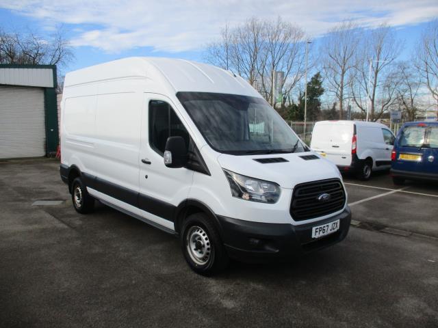 2017 Ford Transit L3 H3 VAN 130PS EURO 6 (FP67JZX)