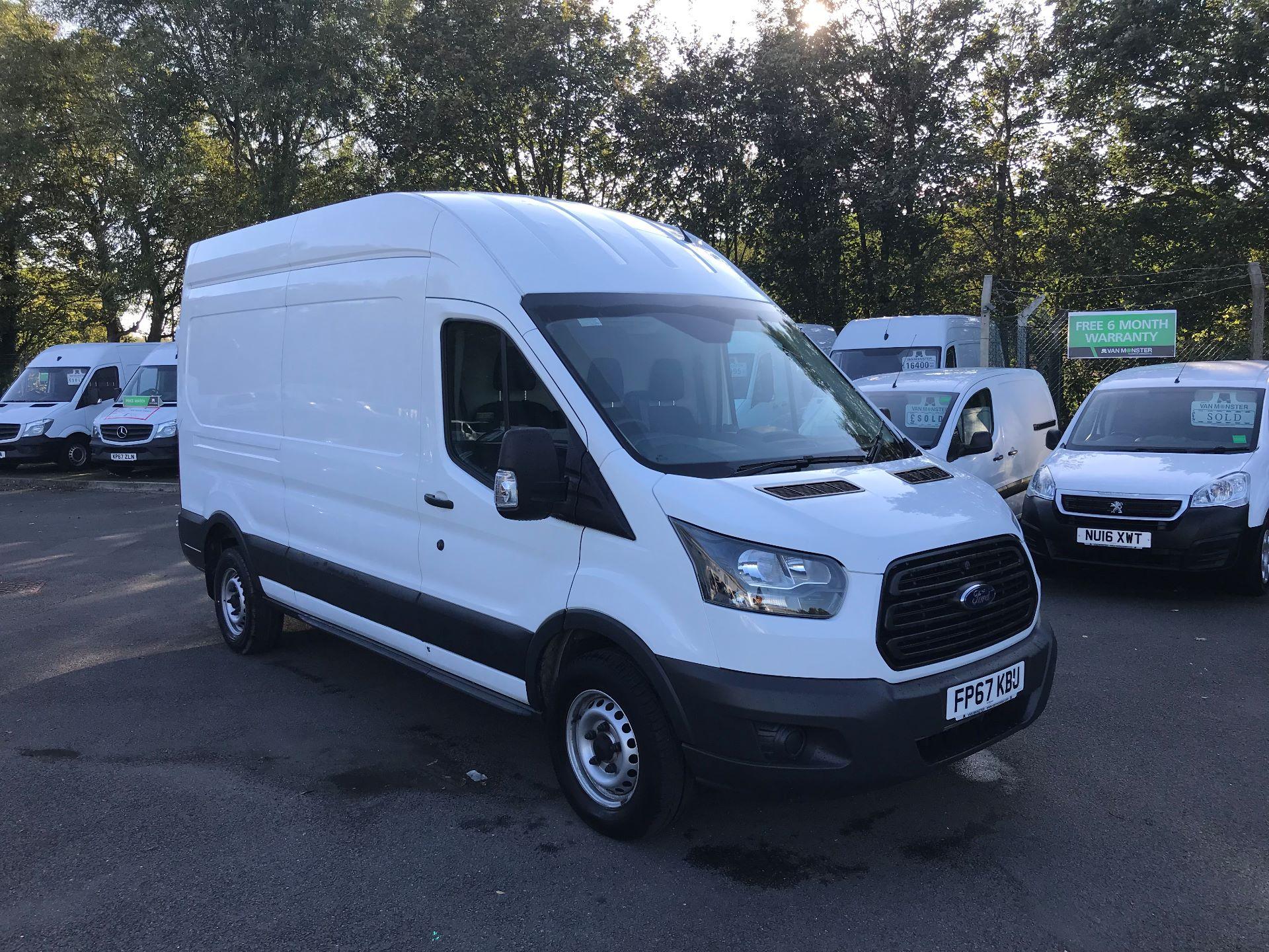 2017 Ford Transit L3 H3 VAN 130PS EURO 6 (FP67KBU)
