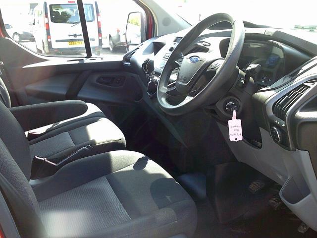 2017 Ford Transit Custom 2.0 Tdci 105Ps Low Roof Van (FP67KFL) Image 2