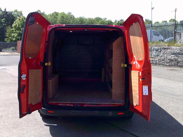 2017 Ford Transit Custom 2.0 Tdci 105Ps Low Roof Van (FP67KFL) Image 17