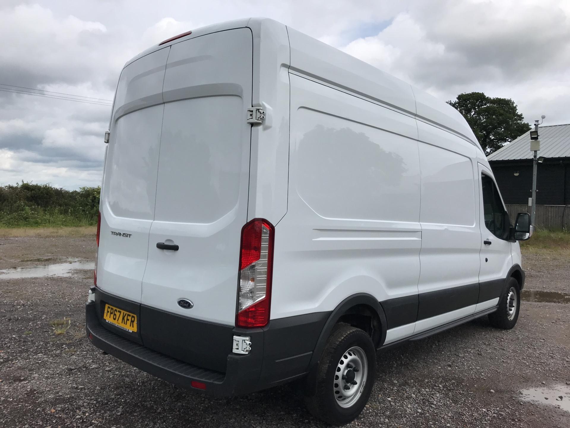 2017 Ford Transit 350 L3 H3 130PS EURO 6 (FP67KFR) Image 4
