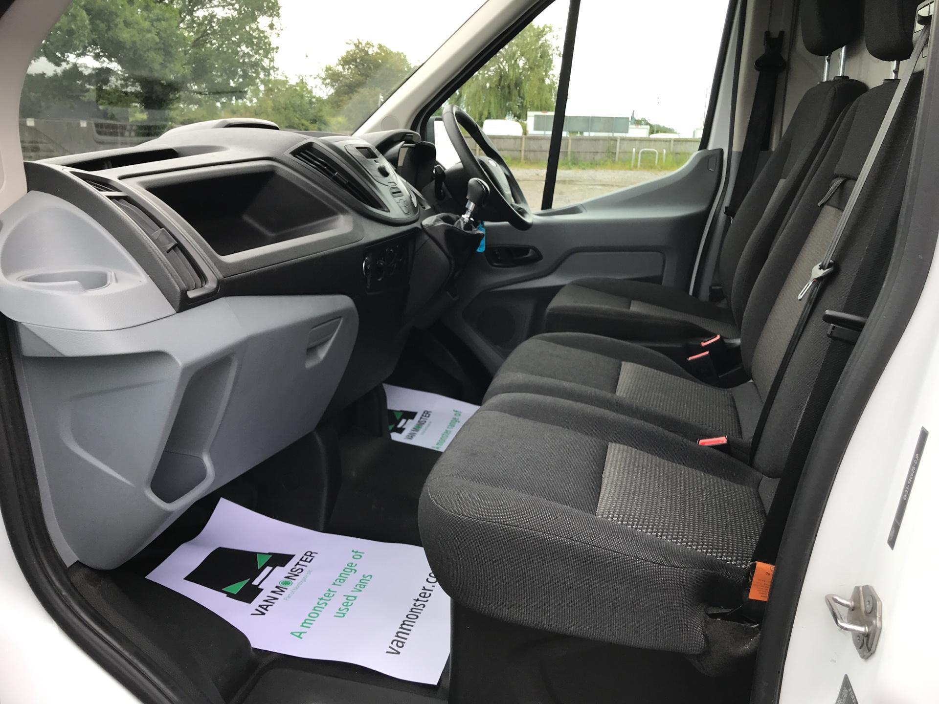 2017 Ford Transit 350 L3 H3 130PS EURO 6 (FP67KFR) Image 14