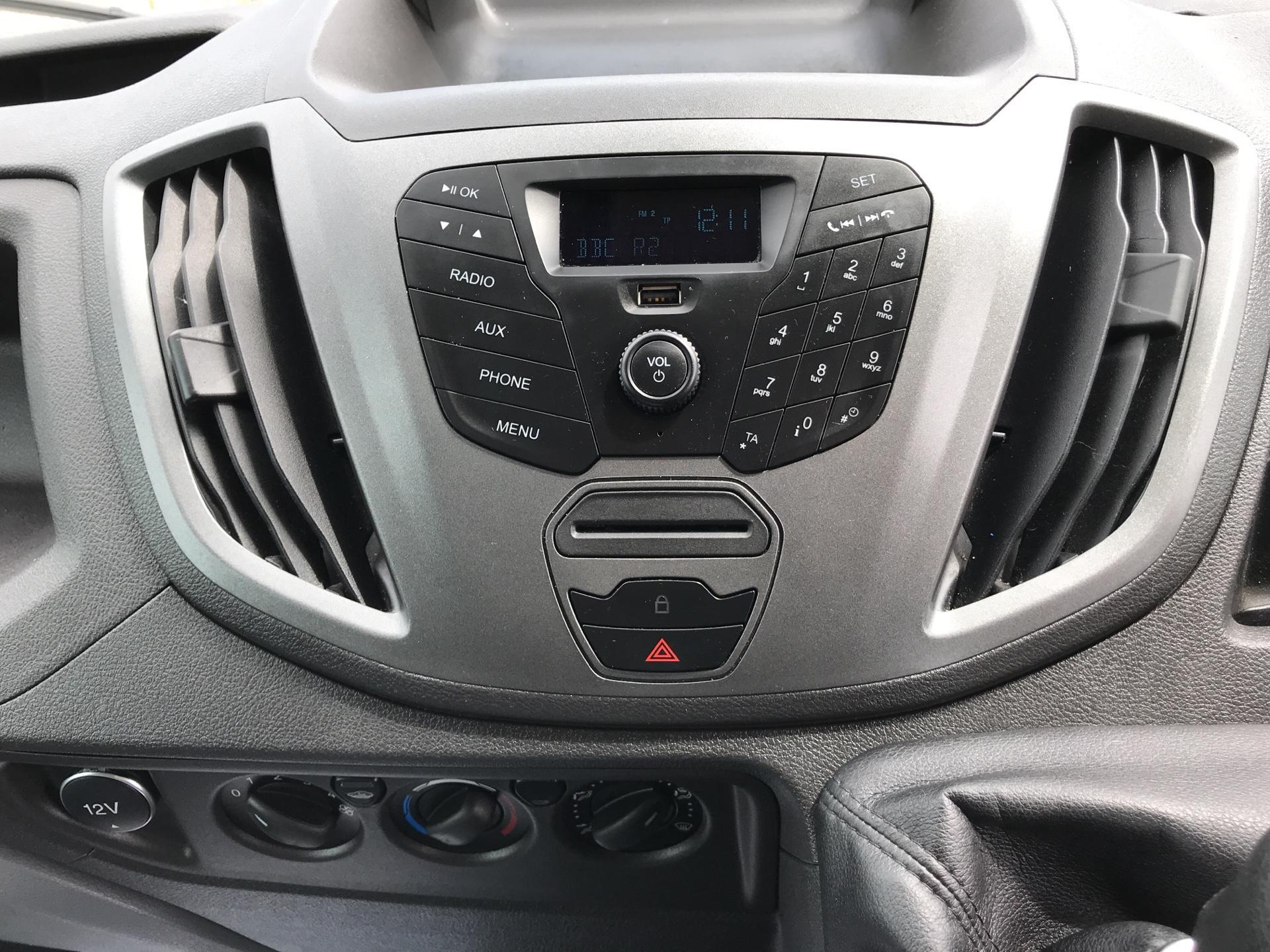 2017 Ford Transit 350 L3 H3 130PS EURO 6 (FP67KFR) Image 10