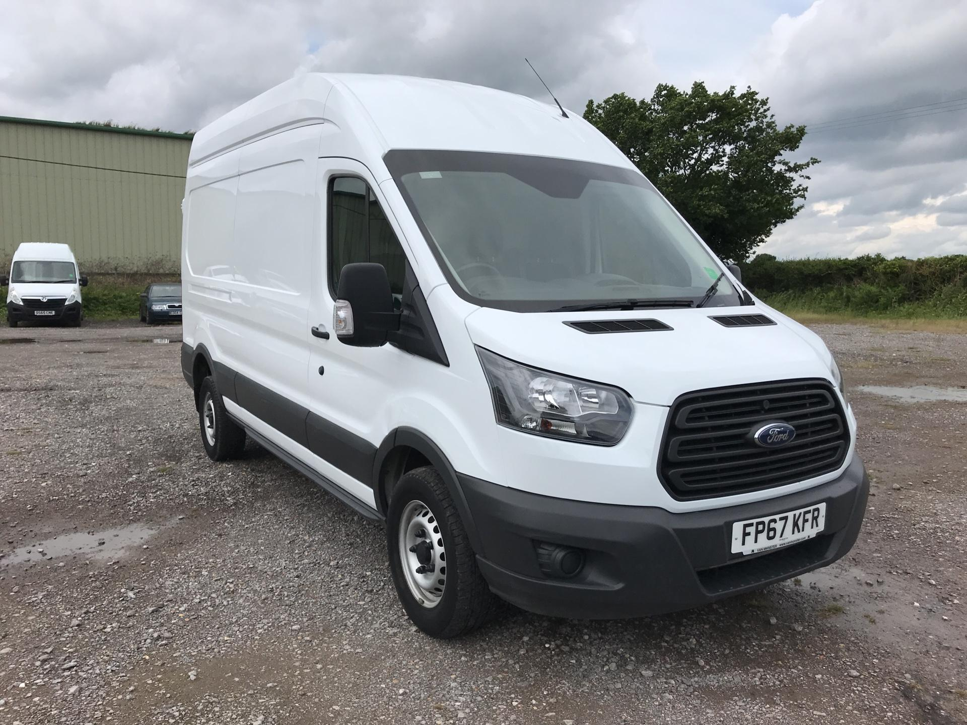 2017 Ford Transit 350 L3 H3 130PS EURO 6 (FP67KFR)