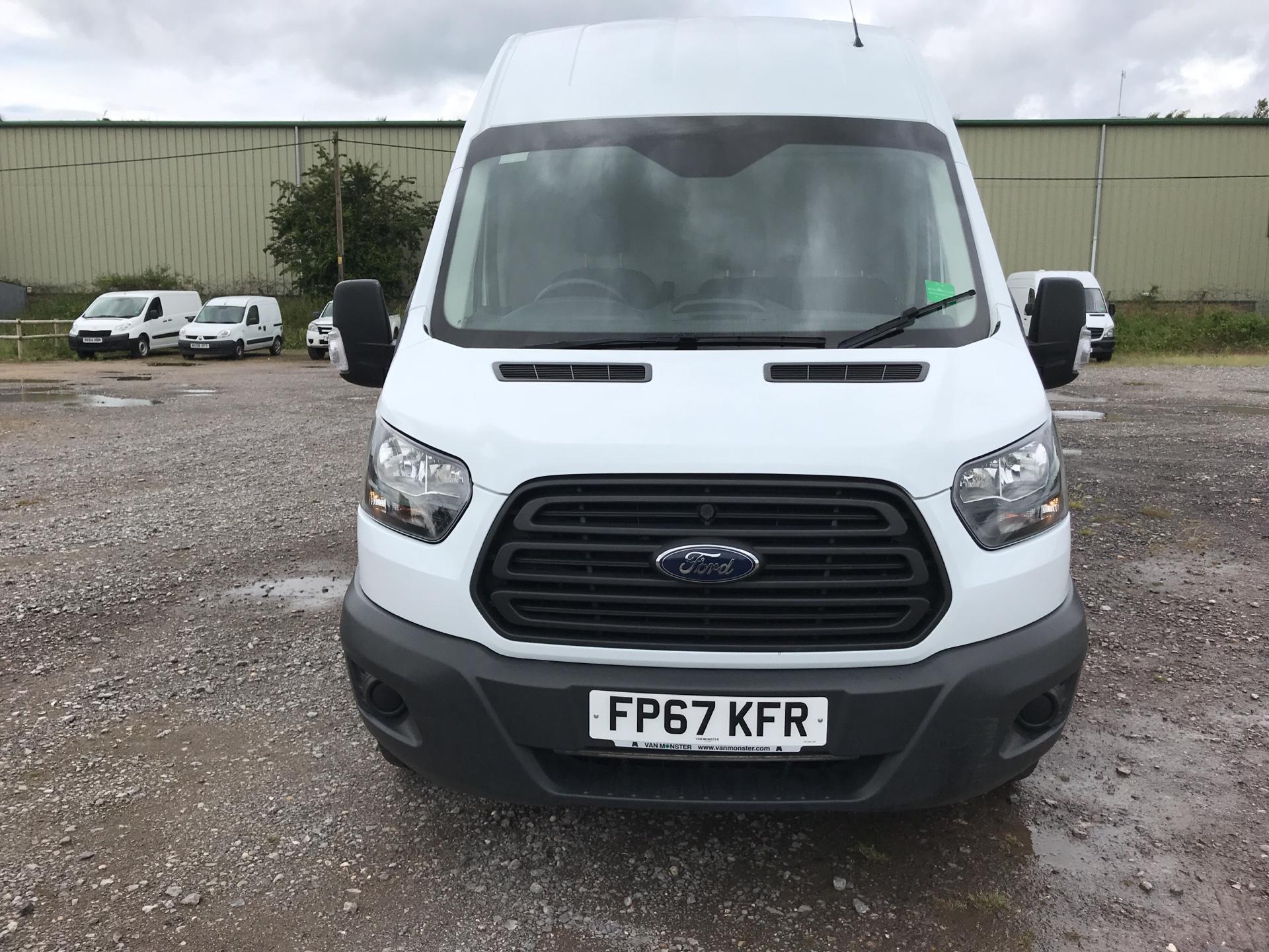 2017 Ford Transit 350 L3 H3 130PS EURO 6 (FP67KFR) Image 8