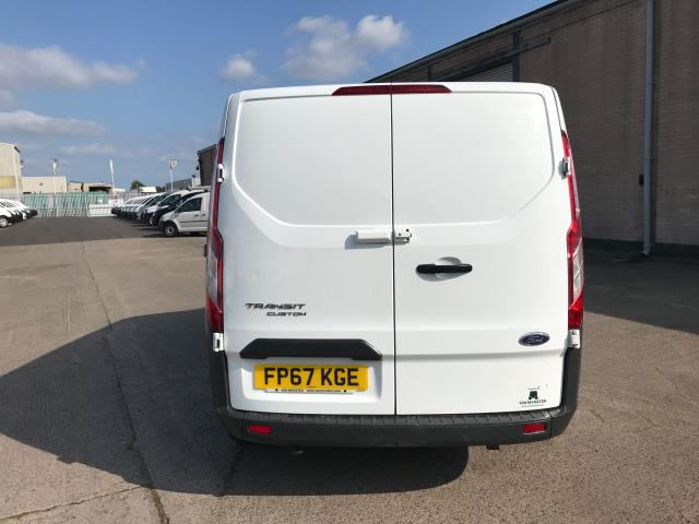 2017 Ford Transit Custom  290 L1 2.0TDCI 105PS LOW ROOF DOUBLE CAB EURO 6 (FP67KGE) Image 24