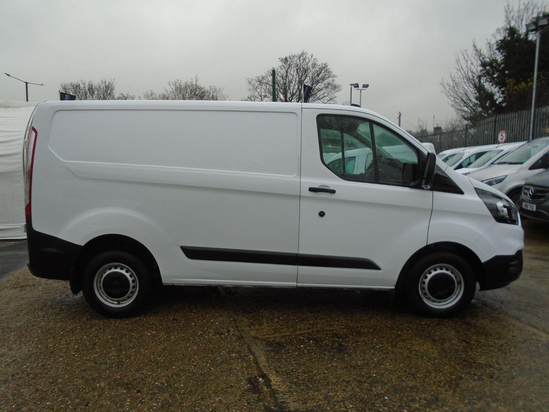 2019 Ford Transit Custom 2.0 Ecoblue 105Ps Low Roof Leader Van *EURO 6* (FP69FHN) Image 7