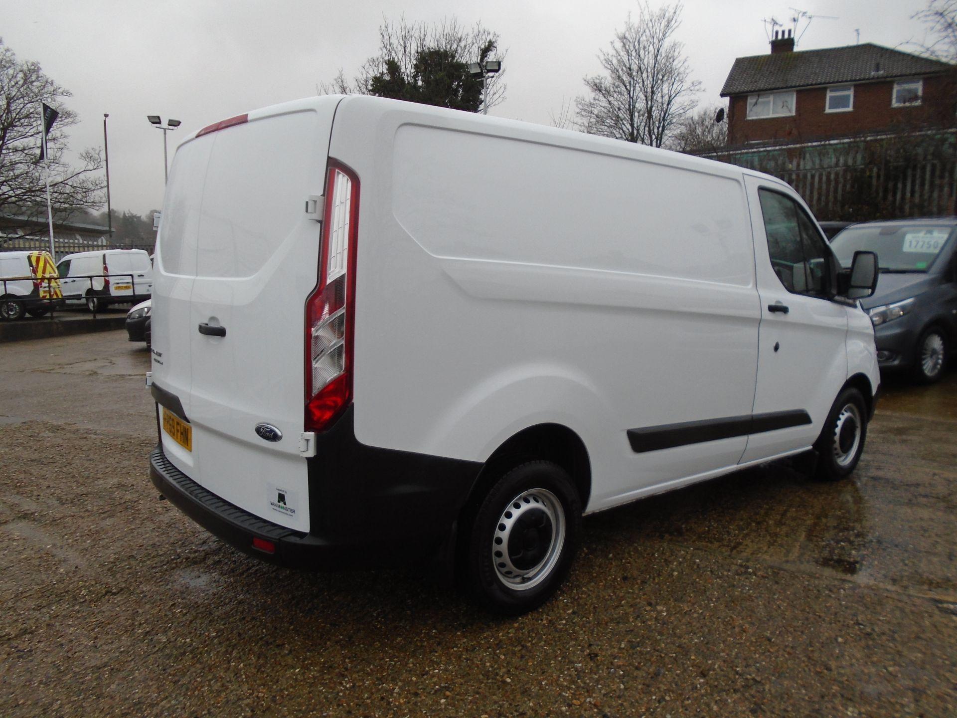 2019 Ford Transit Custom 2.0 Ecoblue 105Ps Low Roof Leader Van *EURO 6* (FP69FHN) Image 4