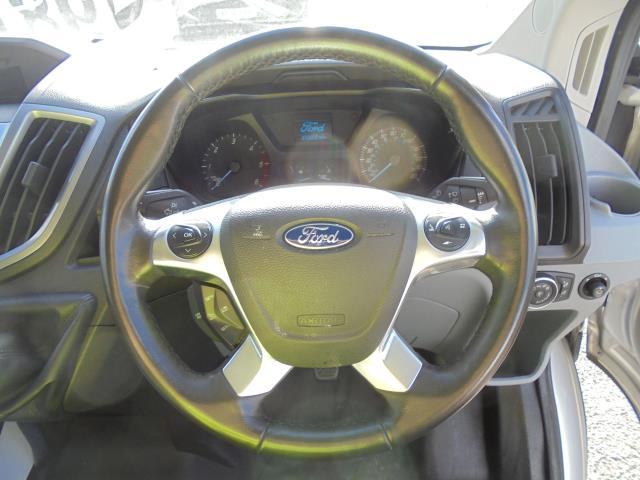 2016 Ford Transit 2.2 Tdci 125Ps L3 H2 Trend Van Euro 5 (FV66VUC) Image 21