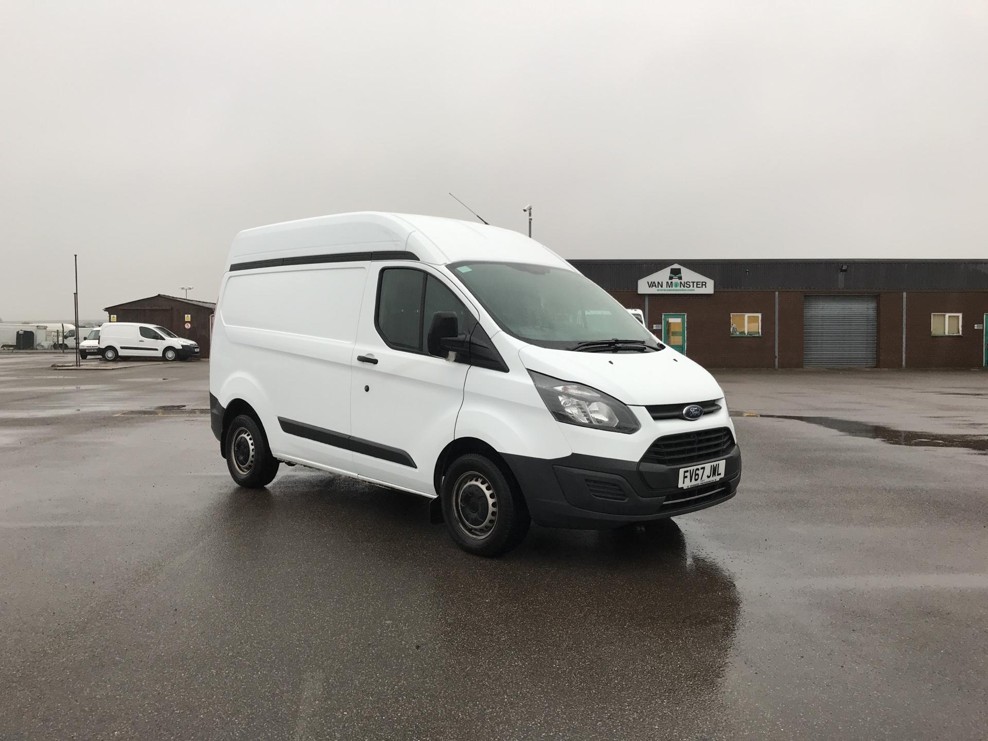2018 Ford Transit Custom 290 L1 H2 DIESEL FWD 2.0 TDCI 130PS HIGH ROOF VAN EURO 6 (FV67JWL)