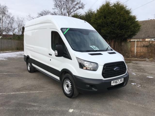 2018 Ford Transit 350  L3 H3 VAN 130PS EURO 6 (FV67JYG)