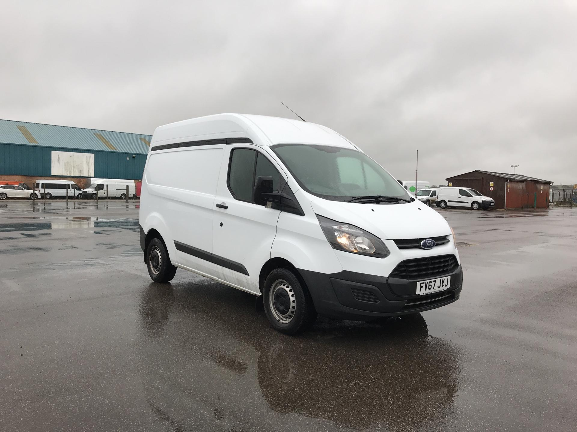 2018 Ford Transit Custom 290 L1 H2 DIESEL FWD 2.0 TDCI 130PS HIGH ROOF VAN EURO 6 (FV67JYJ)