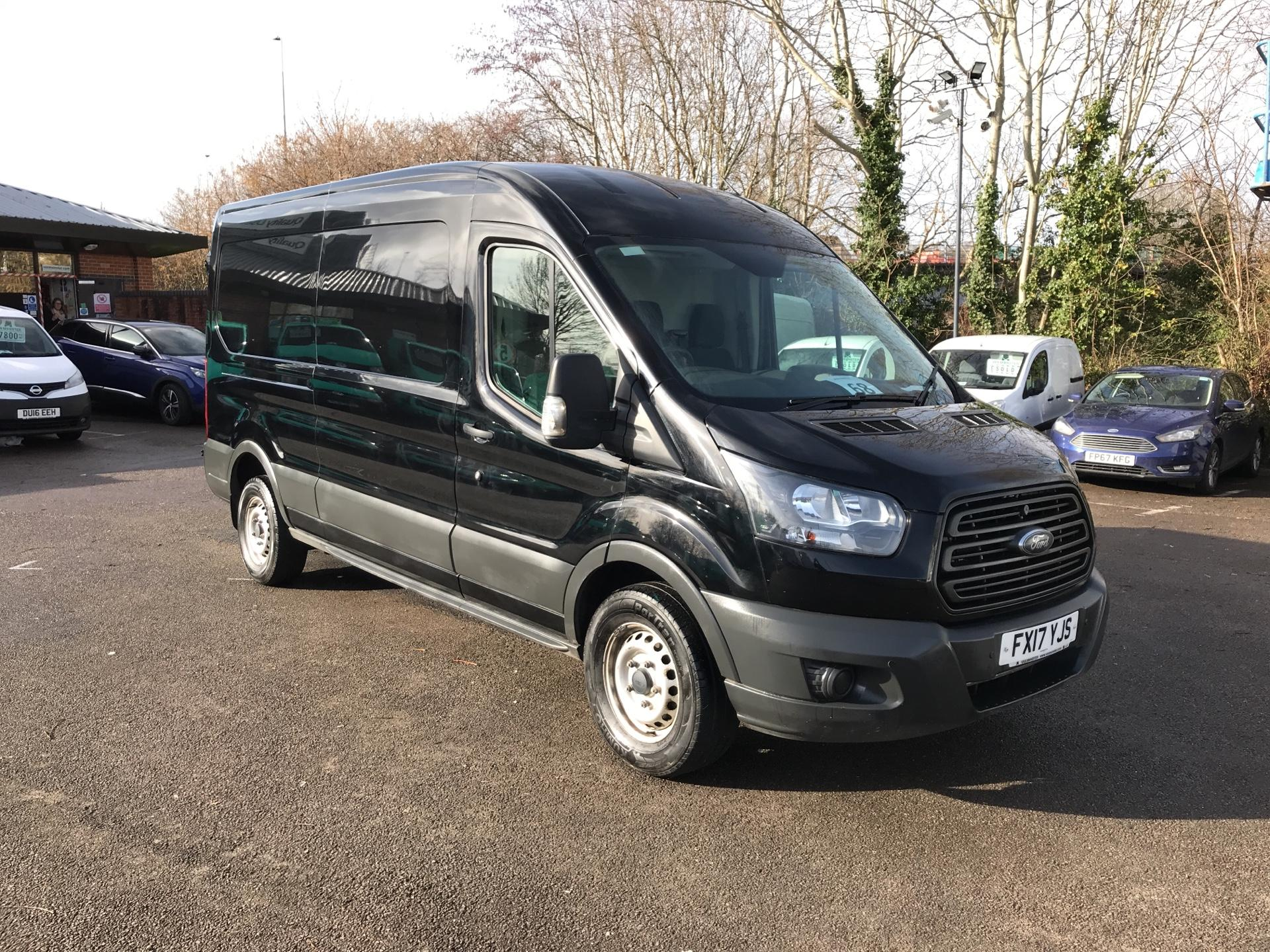 2017 Ford Transit 350  L3 H2 VAN 130PS EURO 6 (FX17YJS)