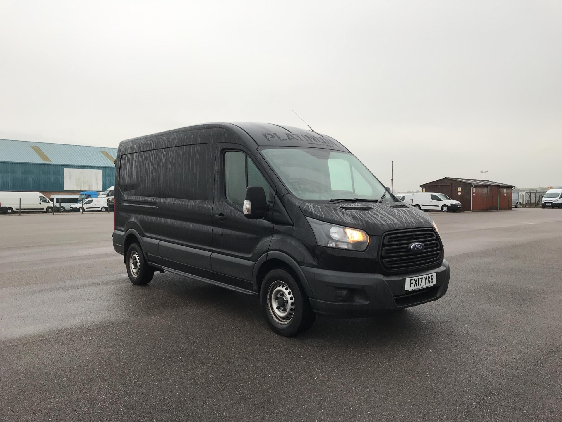 2017 Ford Transit 350 L3 H2 VAN 130PS FWD EURO 5. VALUE RANGE VEHICLE - CONDITION REFLECTED IN PRICE (FX17YKB)