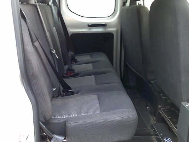 2017 Ford Transit 350 L3 2.0 Tdci 130Ps Double Cab Tipper  (FX67WOJ) Image 17