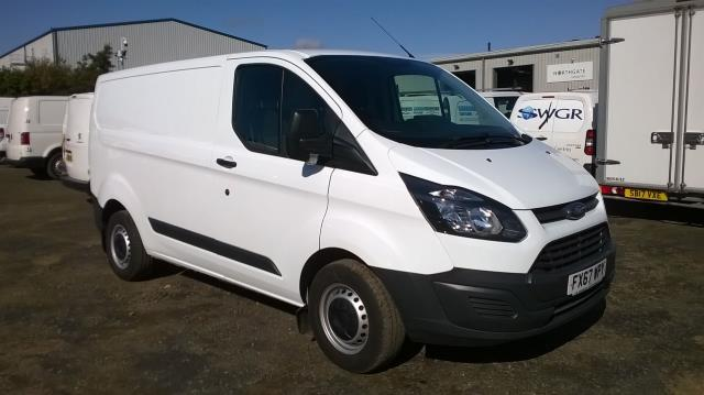 2017 Ford Transit Custom 2.0 TDCI 105PS LOW ROOF VAN EURO 6 (FX67WPY)