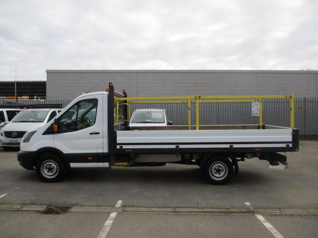 2017 Ford Transit 2.0 TDCI 125PS HEAVY DUTY DROPSIDE EURO 6 (FX67WUU) Image 4