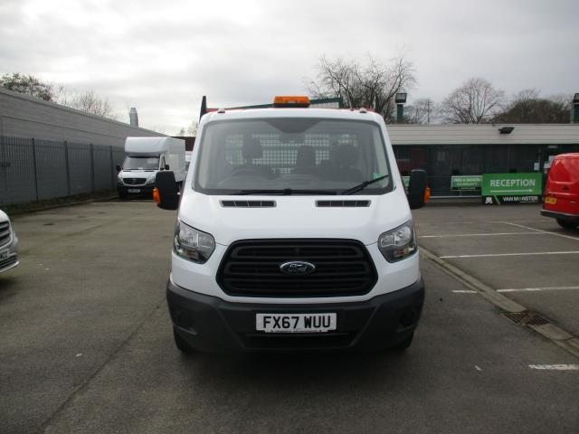 2017 Ford Transit 2.0 TDCI 125PS HEAVY DUTY DROPSIDE EURO 6 (FX67WUU) Image 2