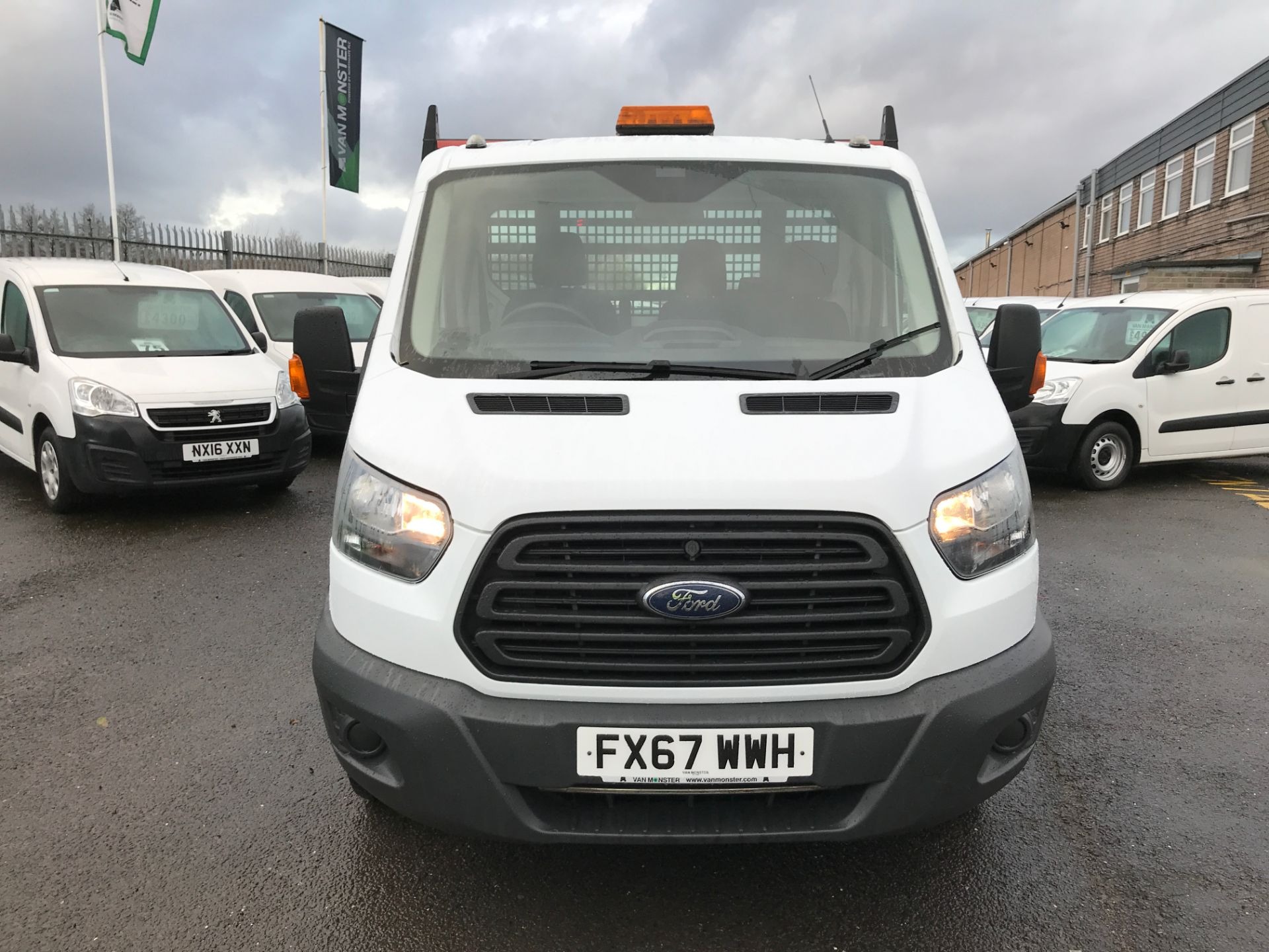 2017 Ford Transit T350 13FT DROPSIDE 130PS EURO 6 (FX67WWH) Image 14