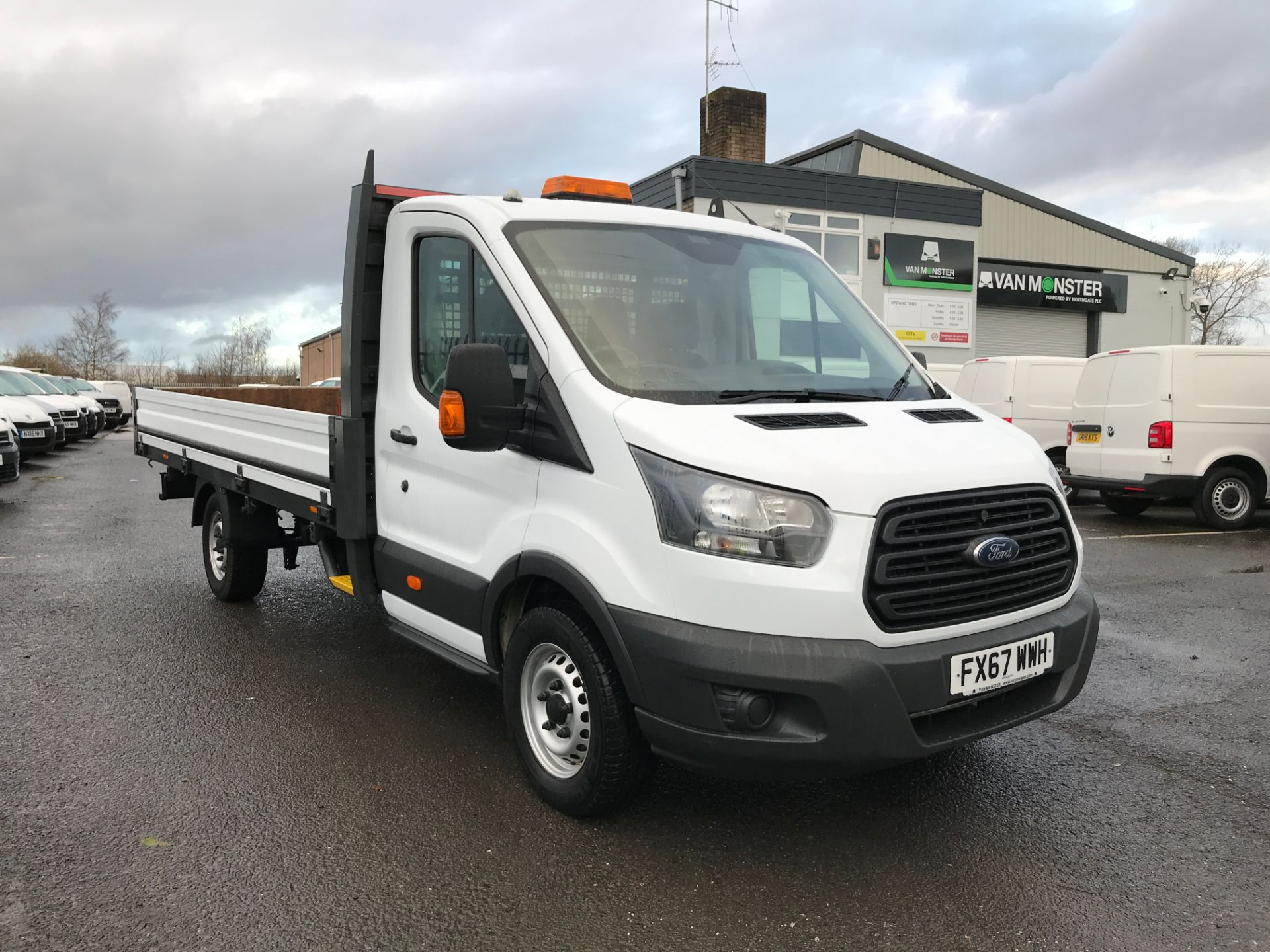 2017 Ford Transit T350 13FT DROPSIDE 130PS EURO 6 (FX67WWH)