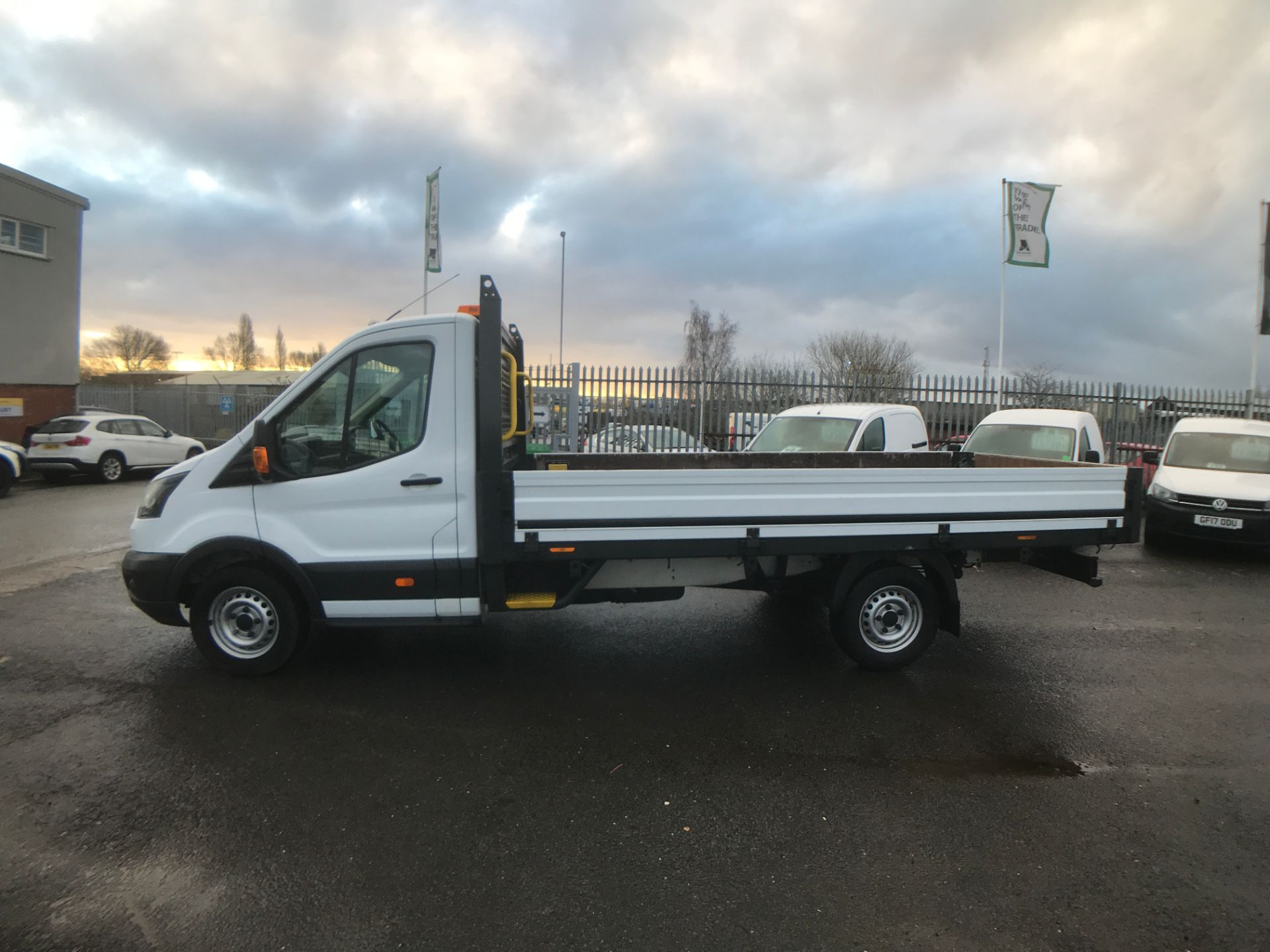 2017 Ford Transit T350 13FT DROPSIDE 130PS EURO 6 (FX67WWH) Image 11