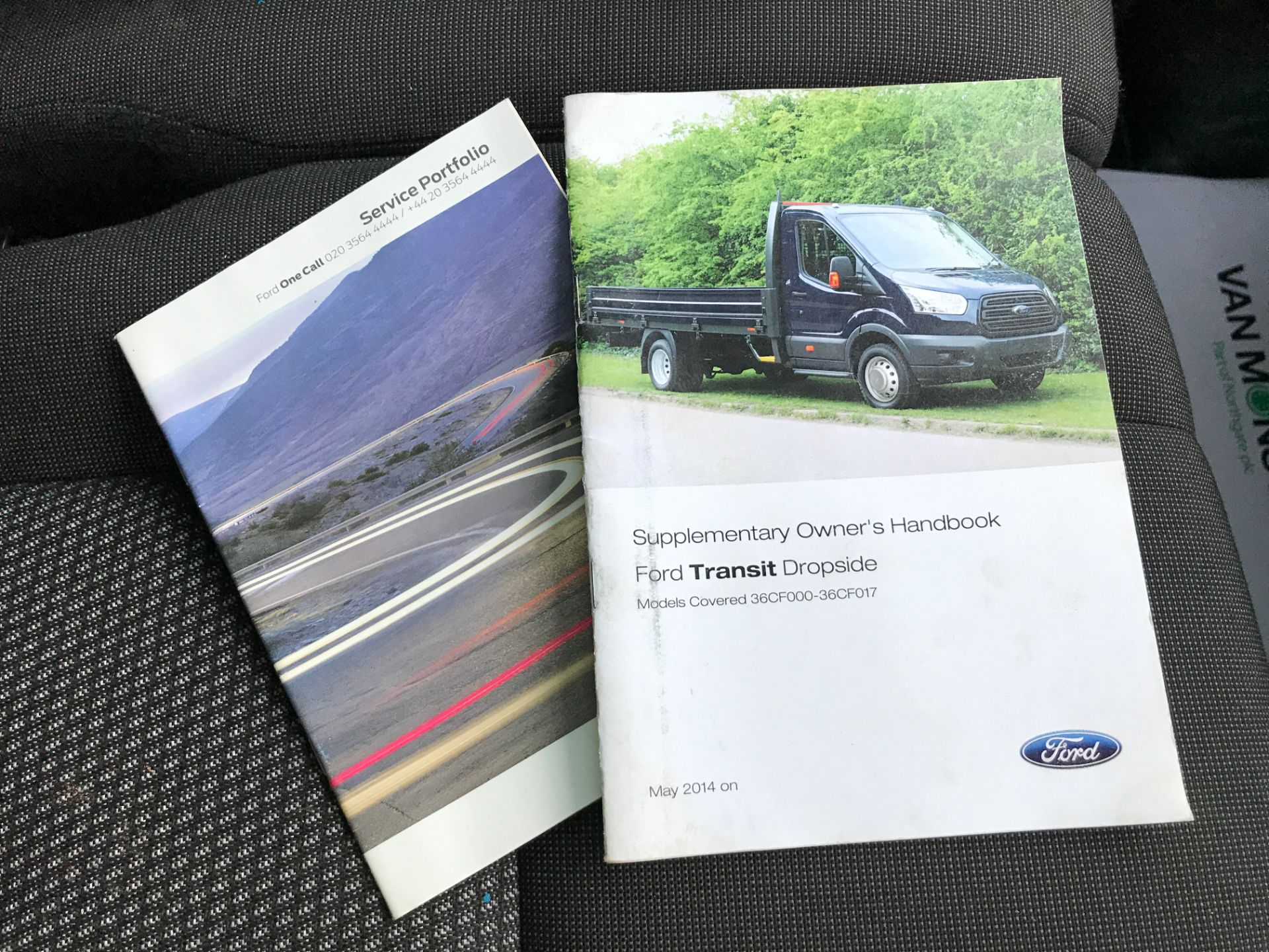 2017 Ford Transit T350 13FT DROPSIDE 130PS EURO 6 (FX67WWH) Image 24