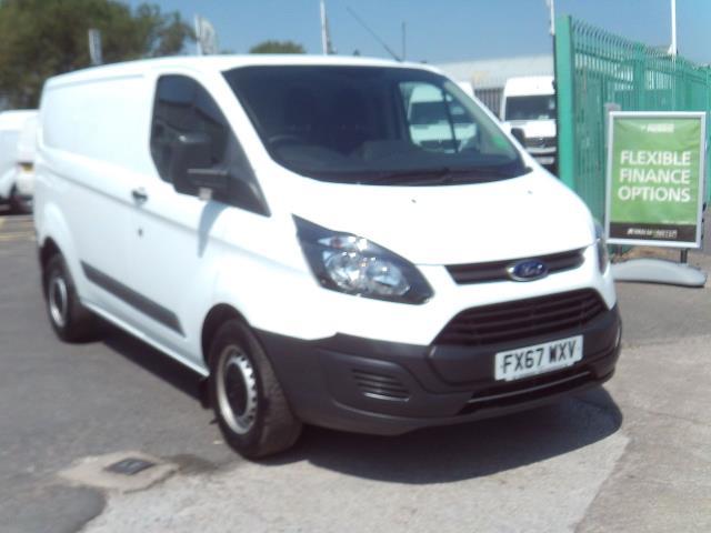 2017 Ford Transit Custom  290 L1 DIESEL FWD 2.0TDCI 105PS LOW ROOF VAN EURO 6 (FX67WXV)
