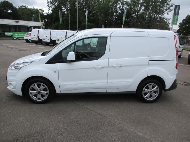 2017 Ford Transit Connect  200 L1 DIESEL 1.5 TDCi 120PS VAN LIMITED EURO 6 (FY17LWX) Image 7