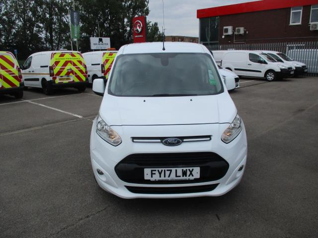 2017 Ford Transit Connect  200 L1 DIESEL 1.5 TDCi 120PS VAN LIMITED EURO 6 (FY17LWX) Image 10